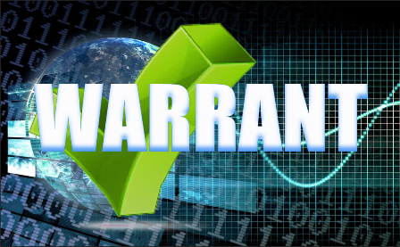 Warrant Check Icon