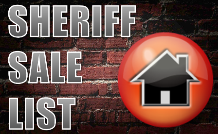 Sheriff Sale Icon