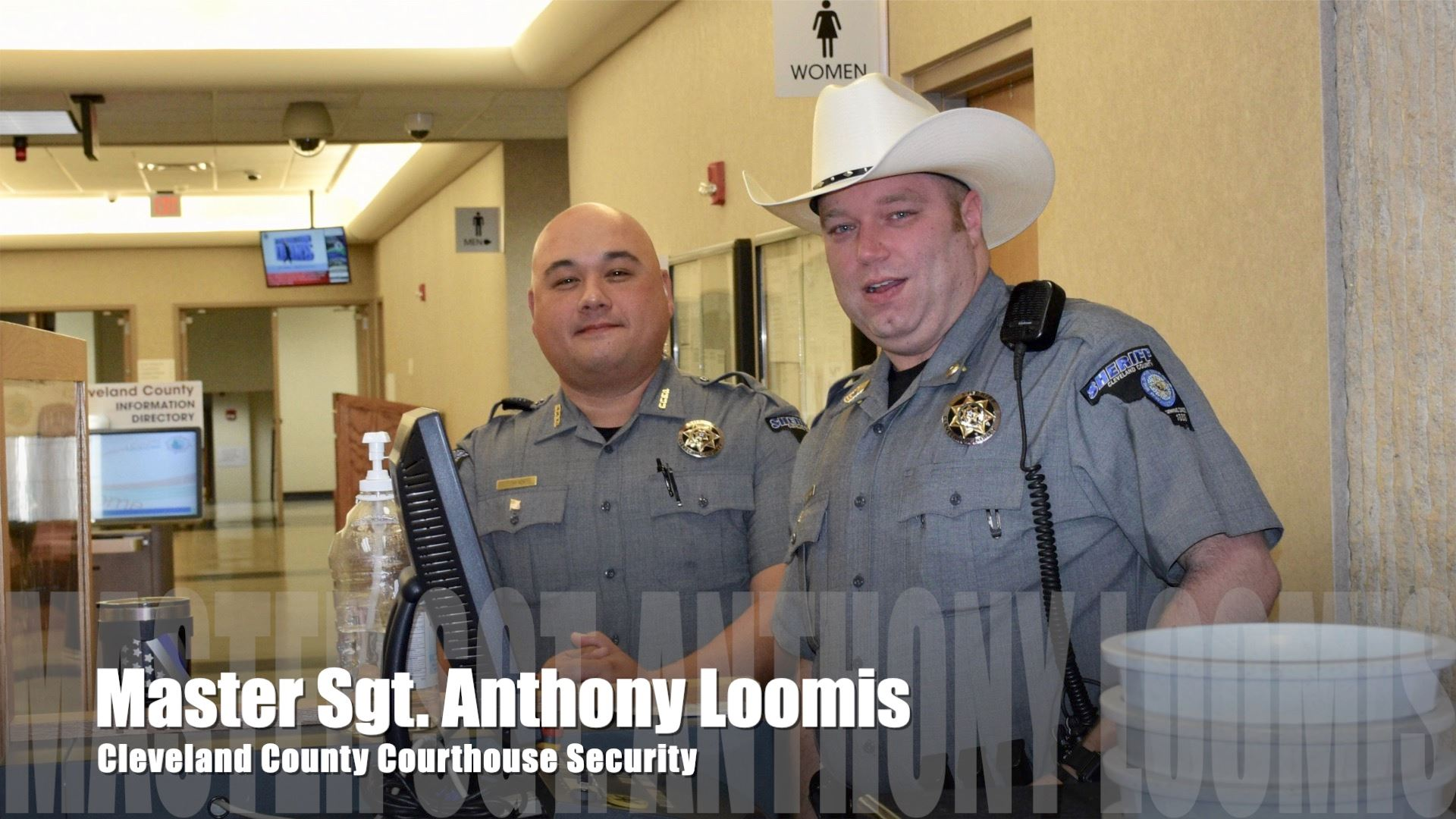 Master Sgt. Anthony Loomis Opens in new window