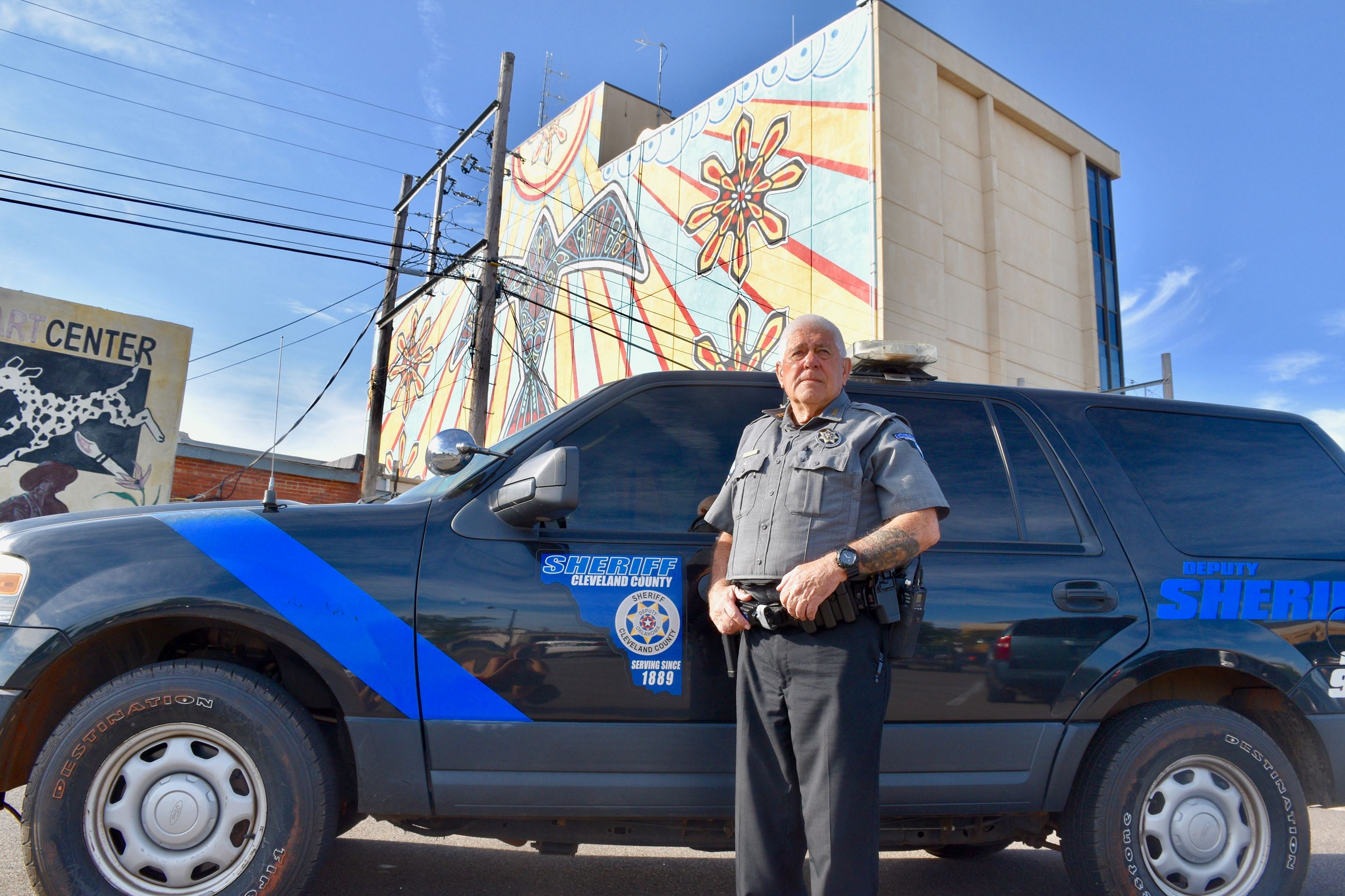 Cleveland County Sheriffs Office, OK   Official Website
